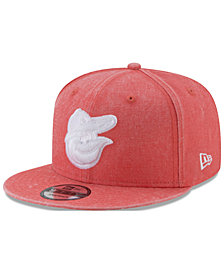 New Era Baltimore Orioles Neon Time 9FIFTY Snapback Cap