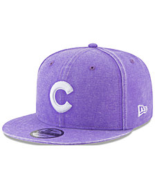 New Era Chicago Cubs Neon Time 9FIFTY Snapback Cap