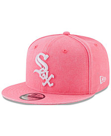 New Era Chicago White Sox Neon Time 9FIFTY Snapback Cap