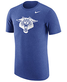 Nike Men's Kentucky Wildcats Vault Logo Tri-Blend T-Shirt