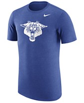 more photos f7d1b ae518 Nike Men s Kentucky Wildcats Vault Logo Tri-Blend T-Shirt