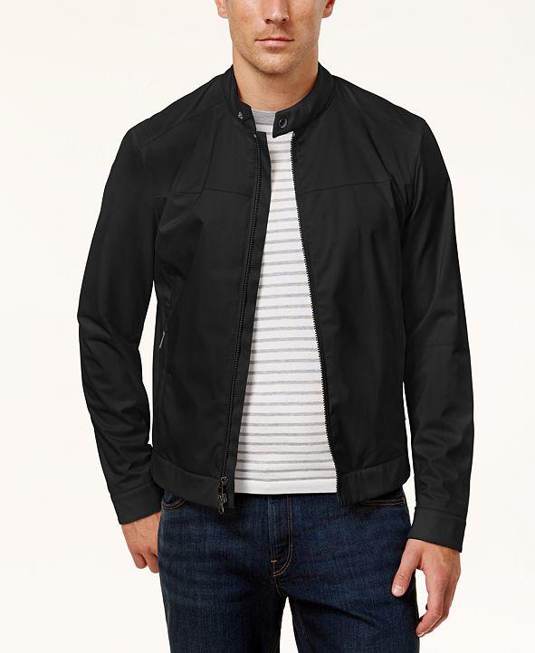 Michael Kors Men's Racer Jacket