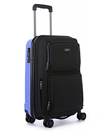 "Antler Lightening Plus 21"" Hybrid Spinner Suitcase"
