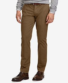 Polo Ralph Lauren Men's Stretch Straight Fit Bedford Chino Pants