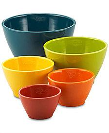 Rachael Ray 5-Pc. Melamine Nesting Measuring Cup Set