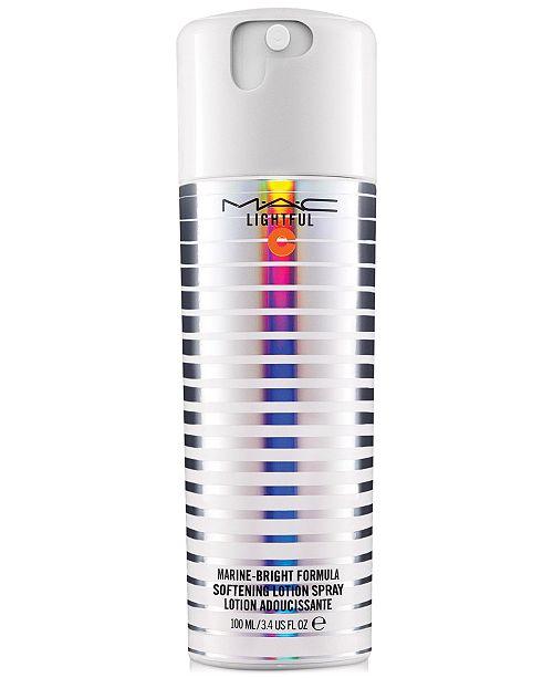 Review Beauty Lotion Bpom: MAC Lightful C Softening Lotion Spray & Reviews
