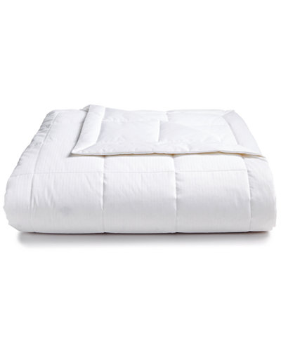 Charter Club European White Down King Blanket, Created for Macy's