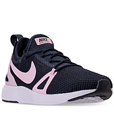 Nike Big Girls' Duel Racer Running Sneakers from Finish Line