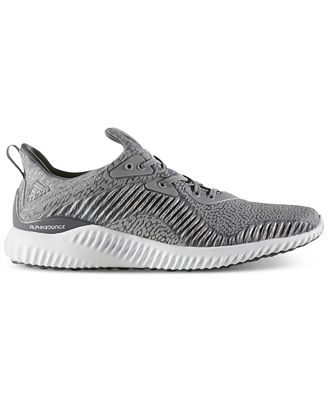 adidas Men's AlphaBounce EM HPC Running Shoes from Finish Line