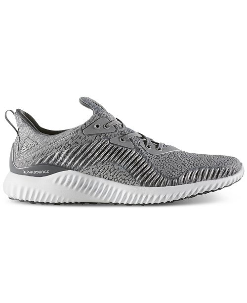 8a5e53b25 adidas Men s AlphaBounce EM HPC Running Shoes from Finish Line ...