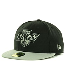 Los Angeles Kings Basic 59FIFTY Fitted Cap