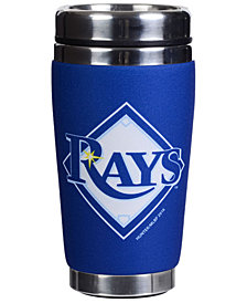 Hunter Manufacturing Tampa Bay Rays 16oz Stainless Steel Travel Tumbler