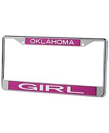 Oklahoma Sooners Laser Frame