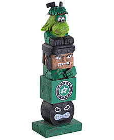 Evergreen Enterprises Dallas Stars Tiki Totem