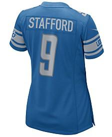 Nike Women's Matthew Stafford Detroit Lions NFL Game Jersey