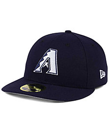 New Era Arizona Diamondbacks Low Profile C-DUB 59FIFTY Fitted Cap