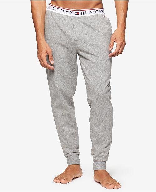3cdd2fbe Tommy Hilfiger Men's Modern Essentials Cotton Logo Jogger Pants ...