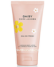 MARC JACOBS Daisy Eau So Fresh Luminous Body Lotion, 5.1 oz