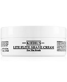 Lite Flite Shave Cream, 4.5-oz.