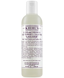 Bath & Shower Liquid Body Cleanser - Lavender, 8.4-oz.