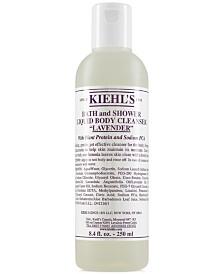 Kiehl's Since 1851 Bath & Shower Liquid Body Cleanser - Lavender, 8.4-oz.