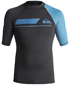 Quiksilver Men's Active Graphic-Print Rash Guard