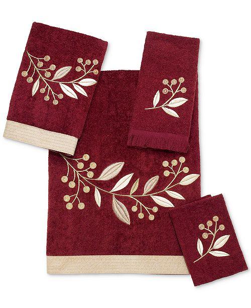 Avanti Madison Bath Towel Collection