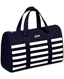 Recieve a FREE Weekender Bag with any large spray purchase from the Le Male fragrance collection