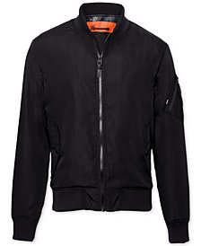 Hawke & Co. Outfitter Men's Waterproof Bomber Jacket