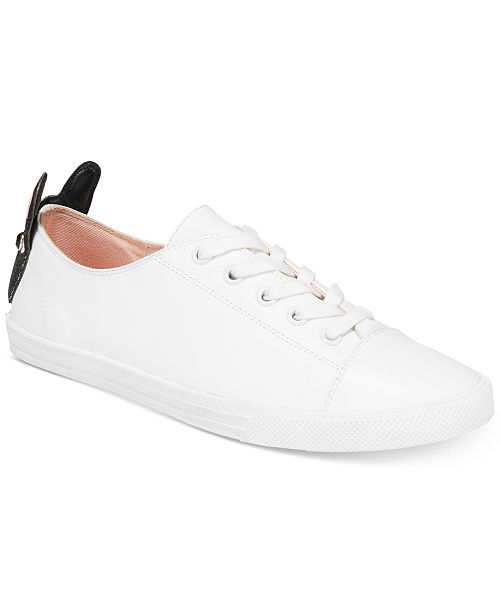 68a32a6c38a8 kate spade new york Lucie Lace-Up Sneakers   Reviews - Athletic ...