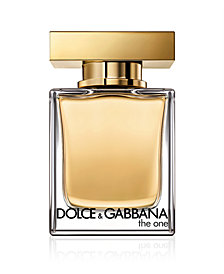 DOLCE&GABBANA The One Eau de Toilette Spray, 1.6 oz.