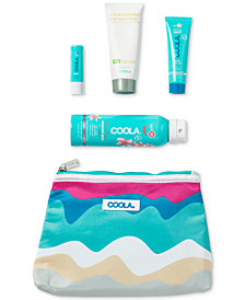 Coola 5-Pc. Sport Essential Travel Set