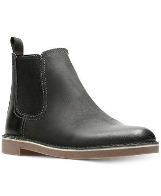 Clarks Men S Bushacre Hill Chelsea Boots All Men S Shoes
