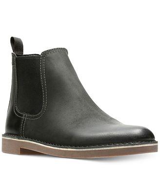 Clarks Men's Bushacre Hill Chelsea Boots