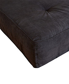 Sleep Trends Classic 8-Inch Brown Futon Mattress, Full
