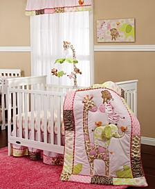 Jungle Baby Bedroom Collection