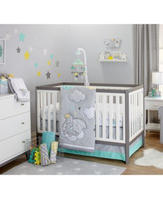Put A High Flying Finish On Your Nurseryu0027s Decor With This Dream Big Baby  Bedroom Collection From Disney, Featuring An Adorable Dumbo Motif And  Relaxing ...