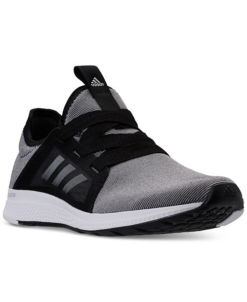 sale retailer 197e9 5e092 ... adidas Womens Edge Lux Print Running Sneakers from Finish ...
