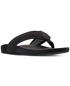 Men's Pelem Emiro Thong Sandals from Finish Line