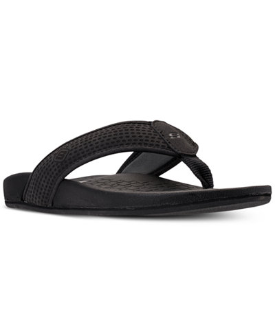 Skechers Men's Pelem Emiro Thong Sandals from Finish Line