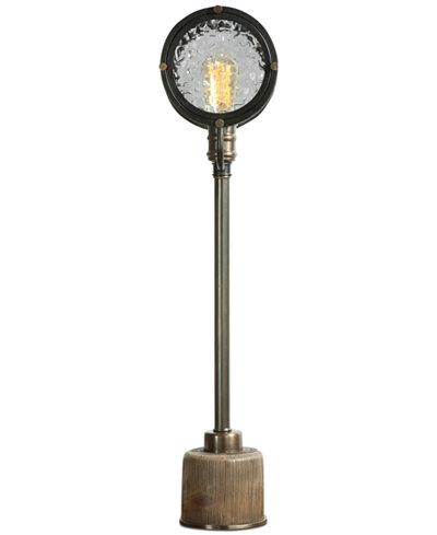 Uttermost Gavia Column Table Lamp
