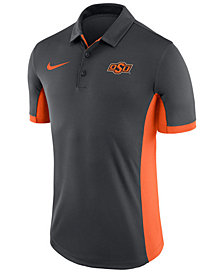 Nike Men's Oklahoma State Cowboys Evergreen Polo
