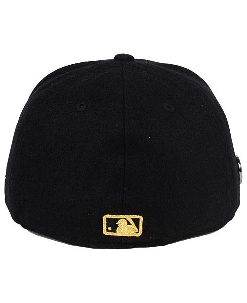 fb7802c23e3 ... New Era New York Yankees X Wilson Metallic 59FIFTY Fitted Cap ...