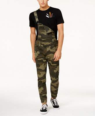 American Rag Men S Camo Overalls Created For Macy S