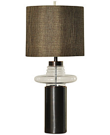 Harp & Finial Prague Table Lamp