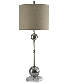 Harp & Finial Germaine Table Lamp