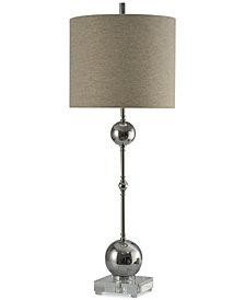 Harp & Finial Germaine Table Lamp