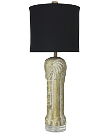 Harp & Finial Joburg Table Lamp
