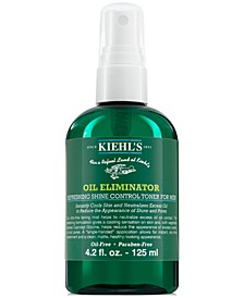 Oil Eliminator Refreshing Shine Control Toner For Men, 4.2-oz.