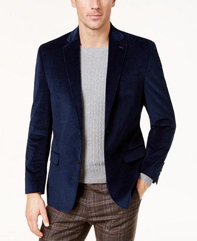 lauren ralph lauren men 39 s big tall classic fit ultraflex corduroy sport coat blazers sport. Black Bedroom Furniture Sets. Home Design Ideas